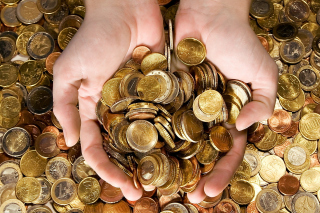 Free Euro cent coins Picture for Android, iPhone and iPad