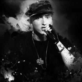 Eminem - Obrázkek zdarma pro 208x208
