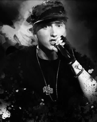 Eminem - Obrázkek zdarma pro 750x1334