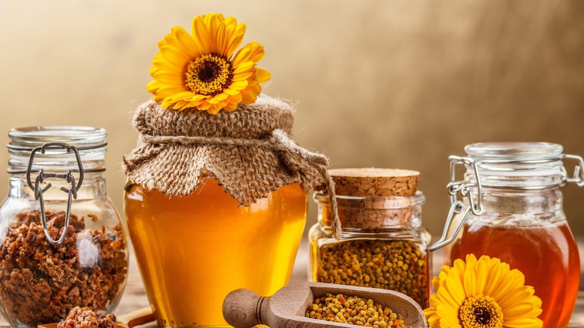 Целебный мед с травами - лекарственный рецепт приготовления 27