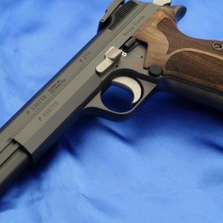 Sig P210 Pistole 49 - Obrázkek zdarma pro 128x128