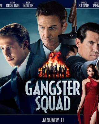 Gangster Squad, Mobster Film - Obrázkek zdarma pro Nokia Asha 305