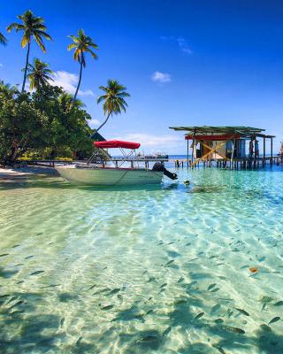 Stunning Seashore Landscape - Obrázkek zdarma pro Nokia Lumia 625