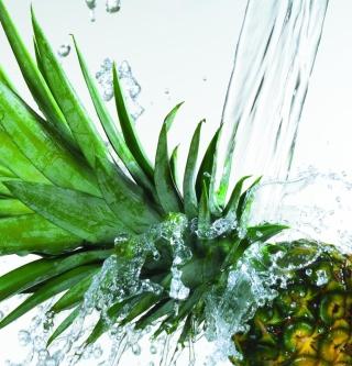 Pineapple - Obrázkek zdarma pro 320x320