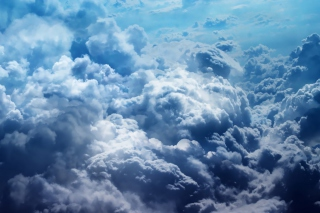 Wonderful Clouds Wallpaper for Android, iPhone and iPad