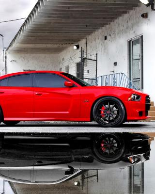Dodge Charger - Obrázkek zdarma pro 640x960