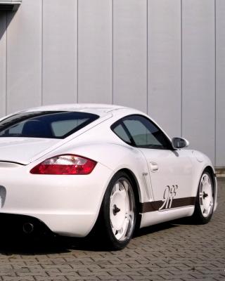 Porsche Cayman S - Obrázkek zdarma pro Nokia Asha 202