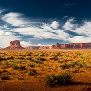 Desert and rocks - Obrázkek zdarma pro 128x128