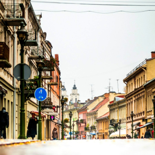 Kaunas, Lithuania - Obrázkek zdarma pro 1024x1024