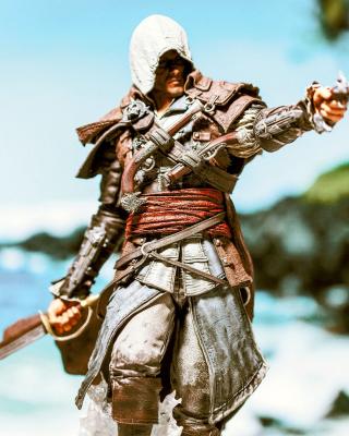 Assassins Creed IV: Black Flag - Obrázkek zdarma pro Nokia Asha 503
