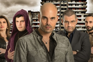 Gomorra TV Series Wallpaper for Android, iPhone and iPad
