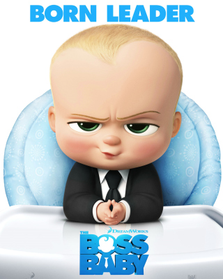 The Boss Baby - Obrázkek zdarma pro Nokia Lumia 710