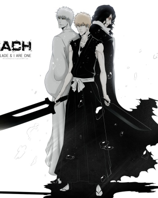 Ichigo Kurosaki, Bleach - Obrázkek zdarma pro Nokia Asha 308