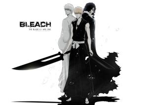 Ichigo Kurosaki, Bleach - Obrázkek zdarma pro 480x320