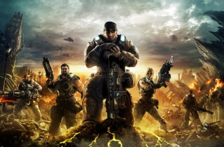 Gears Of War 3 Wallpaper for Android, iPhone and iPad
