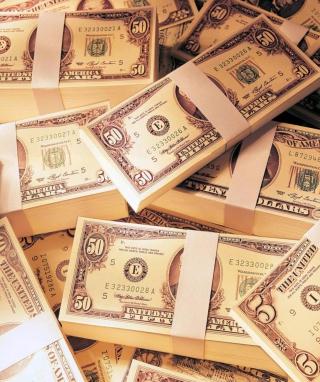 Us Dollars - Obrázkek zdarma pro 480x854
