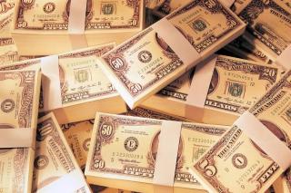 Us Dollars - Obrázkek zdarma pro 480x400