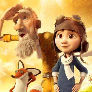 The Little Prince 2015 - Obrázkek zdarma pro iPad mini