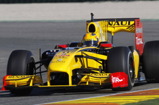 Renault R30 F1 Wallpaper for Android, iPhone and iPad