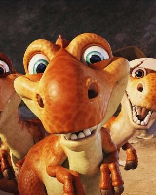 Ice Age Dinosaur - Obrázkek zdarma pro Nokia Asha 202