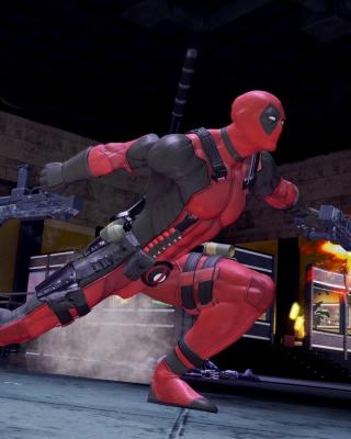 Deadpool Marvel Comics - Obrázkek zdarma pro 640x1136