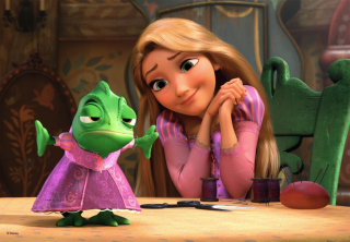 Tangled 4 Picture for Android, iPhone and iPad