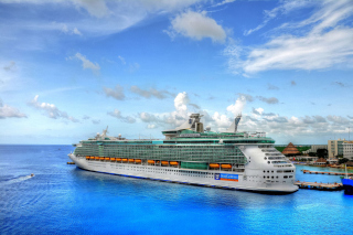 Royal Caribbean Cruise Background for Android, iPhone and iPad