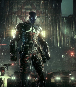Batman Arkham Knight 2014 - Obrázkek zdarma pro Nokia C7