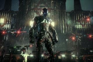 Batman Arkham Knight 2014 - Obrázkek zdarma pro Samsung Galaxy Grand 2