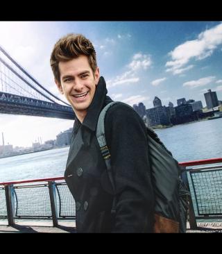 The Amazing Spiderman - Peter Parker - Obrázkek zdarma pro Nokia C5-05