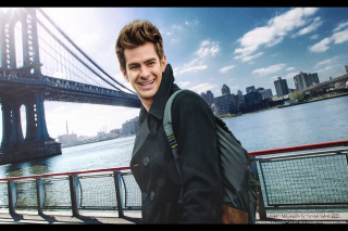 The Amazing Spiderman - Peter Parker Picture for Android, iPhone and iPad