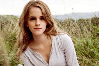 Emma Watson - Obrázkek zdarma pro Samsung Galaxy Tab 4 8.0