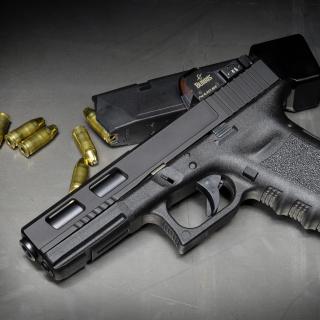 Glock 17 Pistol - Obrázkek zdarma pro 128x128