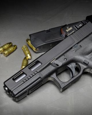 Glock 17 Pistol - Obrázkek zdarma pro Nokia C2-01