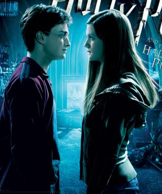 Harry Potter - Obrázkek zdarma pro Nokia 300 Asha