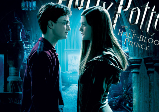 Harry Potter - Obrázkek zdarma pro Samsung Galaxy A3