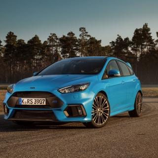 Ford Focus RS - Obrázkek zdarma pro 1024x1024
