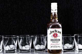 Jim Beam, Bourbon - Obrázkek zdarma pro 1024x600