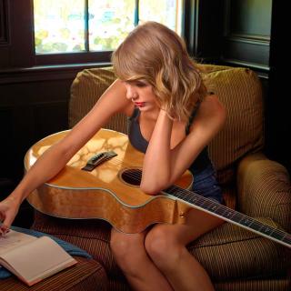 Taylor Swift - Obrázkek zdarma pro iPad mini 2