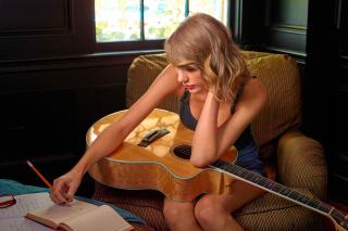 Taylor Swift - Obrázkek zdarma pro HTC Desire 310