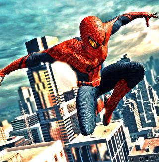 Amazing Spider Man - Obrázkek zdarma pro 1024x1024