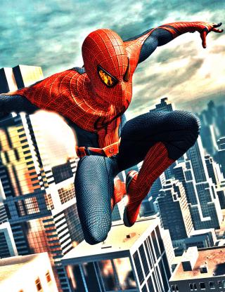 Amazing Spider Man - Obrázkek zdarma pro Nokia C5-05