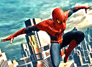 Amazing Spider Man Wallpaper for Android, iPhone and iPad