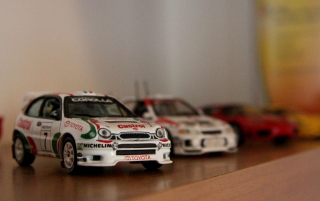 Rally Car Picture for Android, iPhone and iPad
