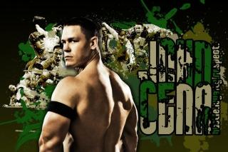John Cena - Obrázkek zdarma pro Samsung Galaxy