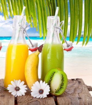Freshly Squeezed Juice - Obrázkek zdarma pro Nokia C5-05