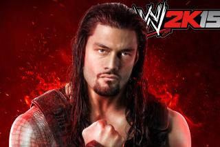 WWE 2K15 Roman Reigns - Obrázkek zdarma pro 1280x960