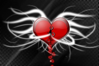 Valentine's Day Background for Android, iPhone and iPad