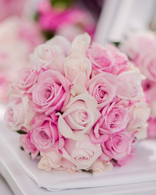 Wedding Bouquets - Obrázkek zdarma pro Nokia Asha 203