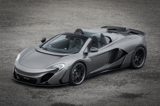 Free McLaren 650S Spider Picture for Android, iPhone and iPad